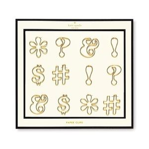 Kate Spade Paperclips